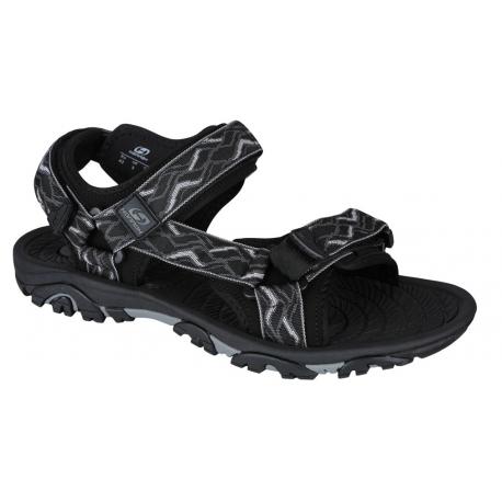 Turistické sandály HANNAH-Belt anthracite
