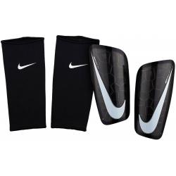 Futbalový chránič NIKE-mercurial lite schienb - BLACK/BLACK(WHITE)