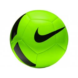 Futbalová lopta NIKE-pitch foot - ELECTRIC GREEN/(BLACK)