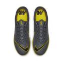 Pánske futbalové kopačky turfy NIKE-Mercurial Vapor X 12 Academy M TF dark grey/opti yellow -