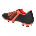 Pánske futbalové kopačky outdoorové NIKE-Phantom Venom Academy M FG black/metallic silver/bright -