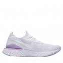 Dámska bežecká obuv NIKE-Epic React Flyknit 2 white/white-pink foam -