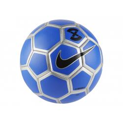Futsalová lopta NIKE-foot x menor - RACER BLUE/METALLIC SILVER/(BL