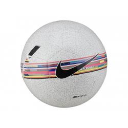 Futbalová lopta NIKE-cr7 - WHITE/MULTI-COLOR/(BLACK)