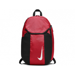 Ruksak NIKE-club backpack - UNIVERSITY RED/BLACK/(WHITE)