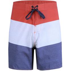 Pánske plavky FUNDANGO-Lano-red