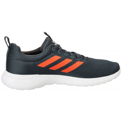 Pánska tréningová obuv ADIDAS-Lite Racer onix/solar red/ftwwht