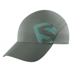 Bežecká šiltovka SALOMON-XA CAP Urban Chic/Balsam Green
