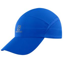 Bežecká šiltovka SALOMON-XA CAP Nautical Blue/Nautical B