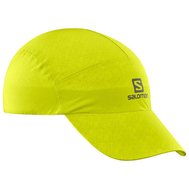 Bežecká šiltovka SALOMON-WATERPROOF CAP Sulphur Spring -