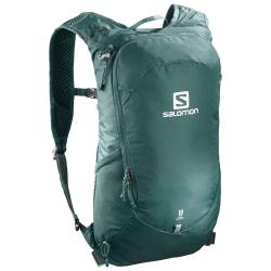 Turistický ruksak SALOMON-TRAILBLAZER 10 Mediterranea/Alloy