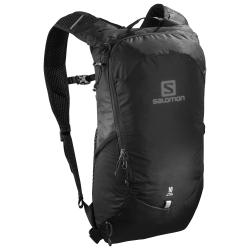 Turistický ruksak SALOMON-TRAILBLAZER 10 Black/Black