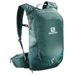 Turistický ruksak SALOMON-TRAILBLAZER 20 Mediterranea/Alloy