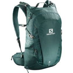 Turistický ruksak SALOMON-TRAILBLAZER 30 Mediterranea/Alloy