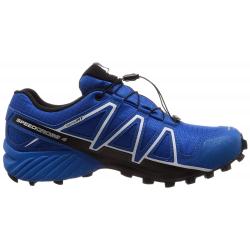 Pánska trailová obuv SALOMON-SPEEDCROSS 4 GTX Sky Diver/Indigo B