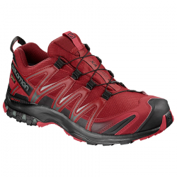 Pánska trailová obuv SALOMON-XA PRO 3D GTX Rd Dahlia/Bk/Barb
