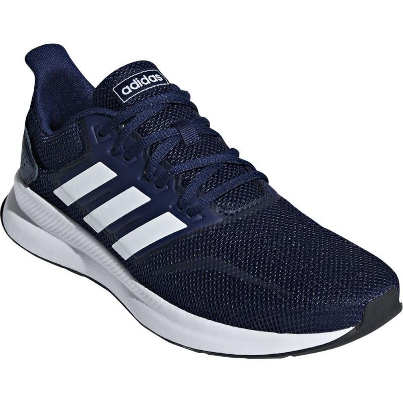 Pánska tréningová obuv ADIDAS-Runfalcon dblue/ftwwht/cblack -