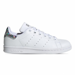 Juniorská vychádzková obuv ADIDAS ORIGINALS-Stan Smith ftwwht/ftwwht/cblack