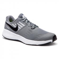 Juniorská tréningová obuv NIKE-Star Runner (GS) cool grey/black-volt-wolf grey