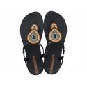 Dámske žabky (plážová obuv) IPANEMA-Class III black -