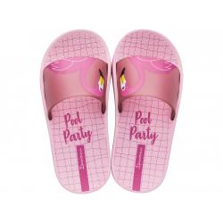 Detská obuv k bazénu IPANEMA-Urban Slide K pink