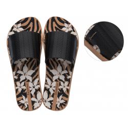 Dámska obuv k bazénu IPANEMA-Way Print Fem black/gold