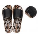 Dámska obuv k bazénu (plážová obuv) IPANEMA-Way Print Fem black/gold -