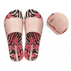Dámska obuv k bazénu IPANEMA-Way Print Fem pink/coral