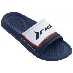Pánska obuv k bazénu RIDER-Infinity Light Slide blue/white