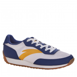 Pánska rekreačná obuv ANTA-Bolel sea blue/yellow/white