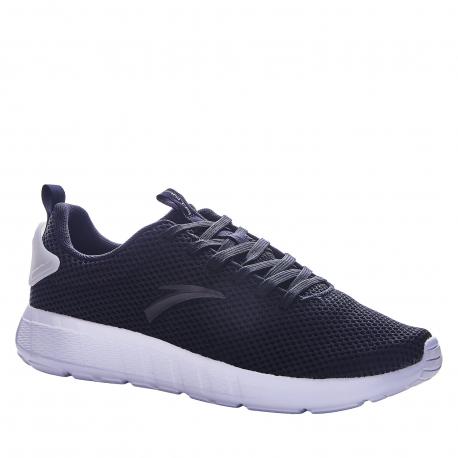 Pánska rekreačná obuv ANTA-Rendo black/white