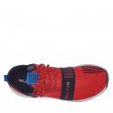 Pánska rekreačná obuv ANTA-Sagata red/black/white -