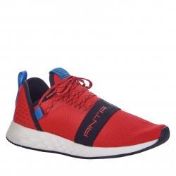 Pánska rekreačná obuv ANTA-Sagata red/black/white