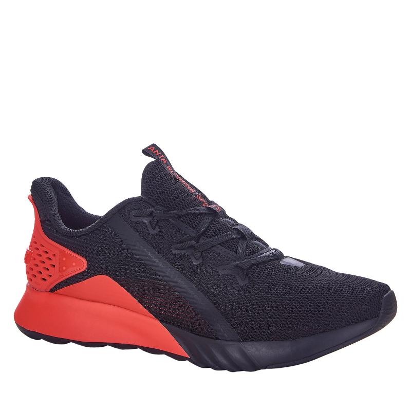 Pánska športová obuv (tréningová) ANTA-Lope black/red -