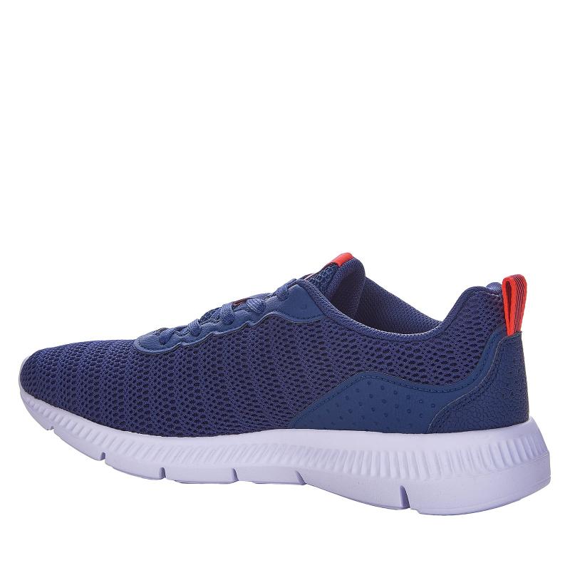 Pánska športová obuv (tréningová) ANTA-Toly sea blue/red/white -