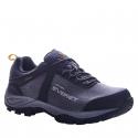 Pánska turistická obuv nízka EVERETT-Tiloq grey/black -