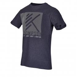 Pánske tréningové tričko s krátkym rukáv ANTA-SS Tee-MEN-85921150-4-Q219-Heather Grey