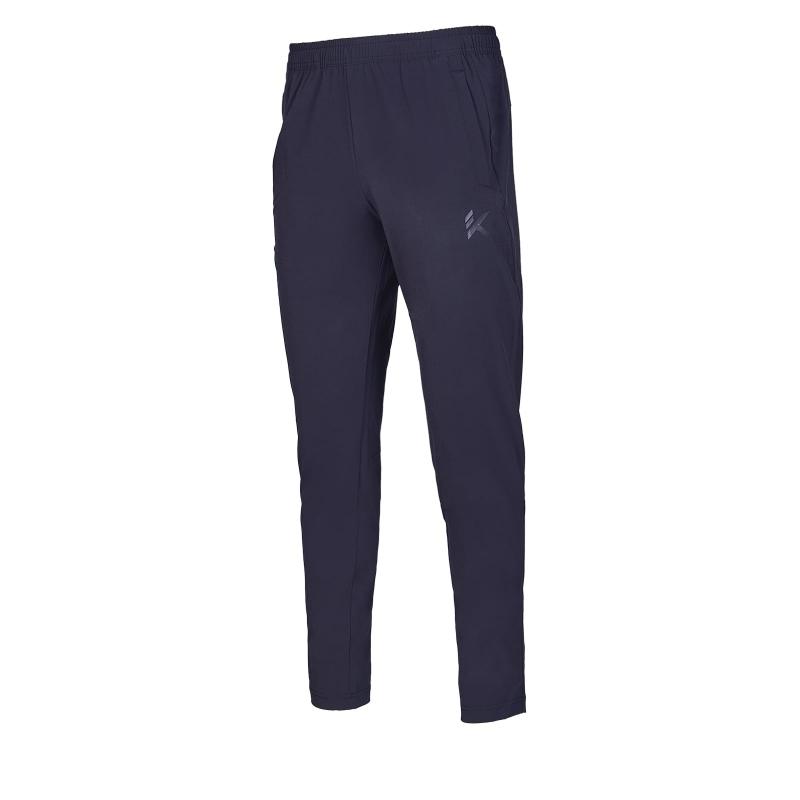 Pánske tréningové nohavice ANTA-Woven Track Pants-MEN-85921501-1-Q219-Black -
