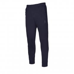 Pánske teplákové nohavice ANTA-Knit Track Pants-MEN-85921741-2-Q219-Basic Black