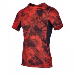Pánske tréningové tričko s krátkym rukáv ANTA-SS Tee-MEN-85927109-2-Q219-Red