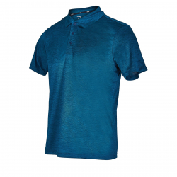 Pánske tréningové polo tričko s krátkym ANTA-SS Polo-MEN-85927117-1-Q219-Green