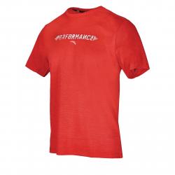 Pánske tréningové tričko s krátkym rukávom ANTA-SS Tee-MEN-85927141-1-Q219-Red