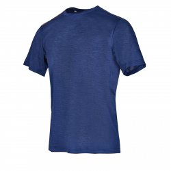Pánske tréningové tričko s krátkym rukávom ANTA-SS Tee-MEN-85927140-5-Q219-Blue