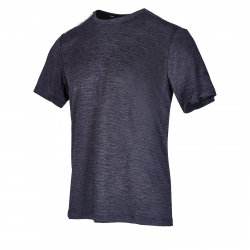 Pánske tréningové tričko s krátkym rukávom ANTA-SS Tee-MEN-85927140-6-Q219-Black