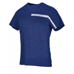 Pánske tréningové tričko s krátkym rukávom ANTA-SS Tee-MEN-85927144-2-Q219-Blue