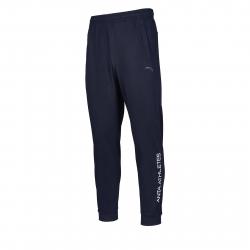 Pánske teplákové nohavice ANTA-Knit Track Pants-MEN-85927748-2-Q219-Basic Black