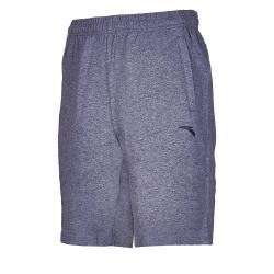 Pánske teplákové kraťasy ANTA-Knit Half Pants-MEN-85927794-1-Q219-Heather Grey