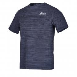 Pánske tréningové tričko s krátkym rukávom ANTA-SS Tee-MEN-85925146-4-Q219-Heather Grey