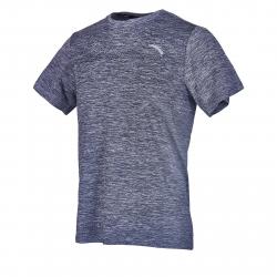 Pánske tréningové tričko s krátkym rukávom ANTA-SS Tee-MEN-85925152-1-Q219-Heather Grey