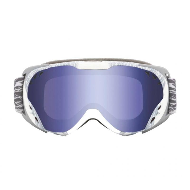 d4146da7f Lyžiarske okuliare BOLLE-DUCHESS White a Silver Wings Aurora -